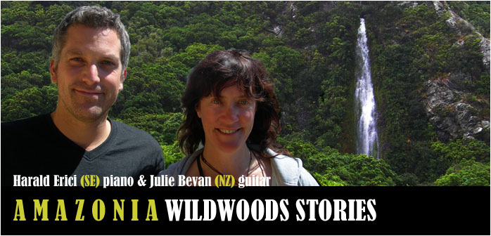 Amazonia - Wildwood Stories.